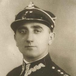 Józef Koziński - oficer 14 P.P.