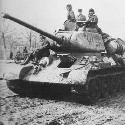 Oddziały Armii Czerwonej weszły do Włocławka