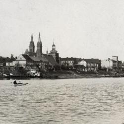 Ludność niemiecka opuszcza Włocławek