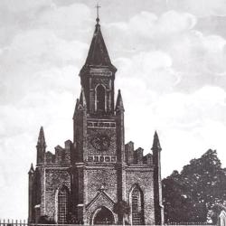 Poświęcenie świątyni ewangelicko-augsburskiej