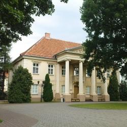 Pałac Biskupi w rejestrze zabytków