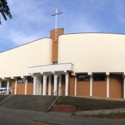Powstanie parafii na Zawiślu
